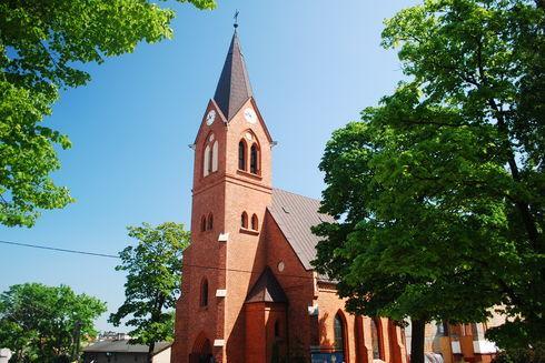 Kościół pw. Św. Marcina w Sierakowicach