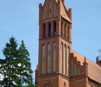 Kościół pw. Św Rodziny i Przemienienia Pańskiego w Ryjewie