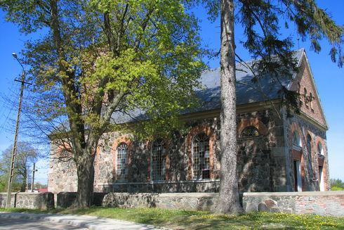 Kościół pw. Św. Józefa w Salinie