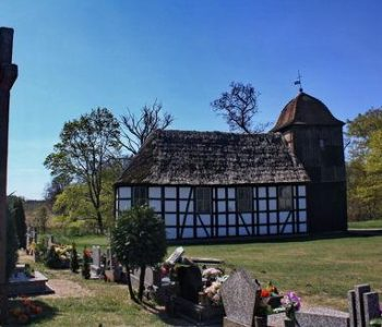 Corpus Christi Church in Jasień