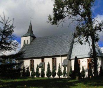 Kościół pw. Św. Józefa w Charbrowie