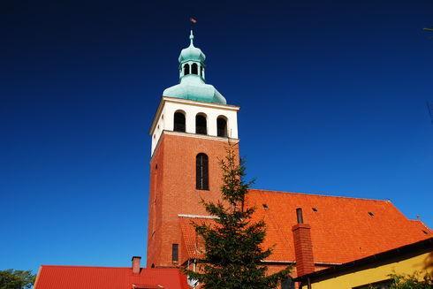 Kościół pw. Nawiedzenia Najświętszej Maryi Panny w Jastarni