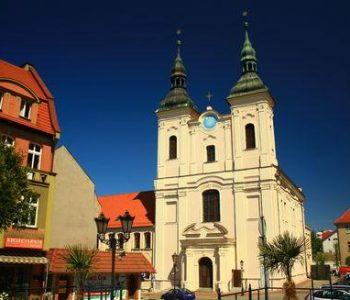 Kościół pw. Zwiastowania Najświętszej Maryi Panny w Chojnicach