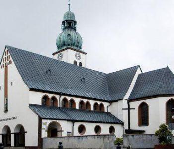 Kościół pw. św. Jakuba w Człuchowie