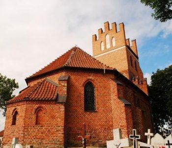 St.  Adalbert's Church in Gorzędziej