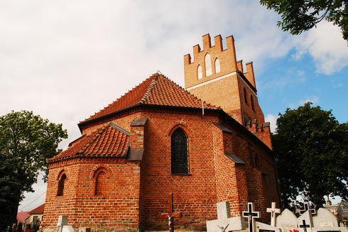 Kościół pw. Św. Wojciecha w Gorzędzieju