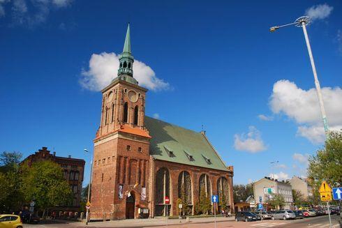 Kościół pw. Św. Barbary w Gdańsku
