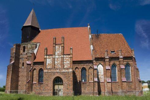 St. James' Church in Tuja