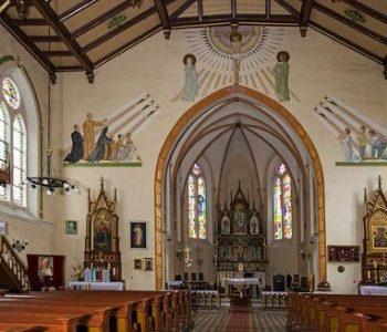 Kościół p.w. Świętego Marcina w Starej Kiszewie