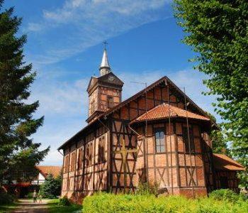 Kościół pw. Niepokalanego Poczęcia Najświętszej Marii Panny w Marzęcinie