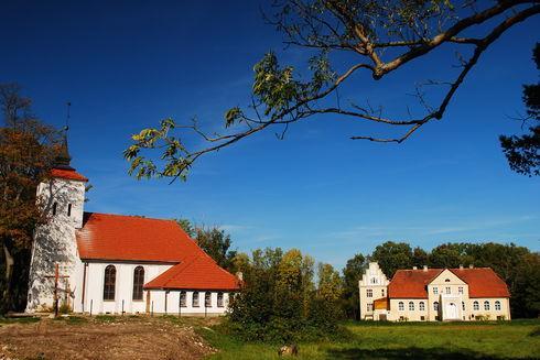 Kościół pw. Stanisława Biskupa w Zaleskie
