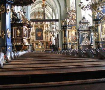 St. Nicholas' Church in Gdańsk