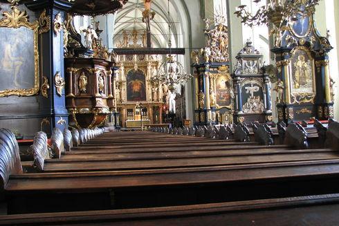Kościół pw. św. Mikołaja w Gdańsku