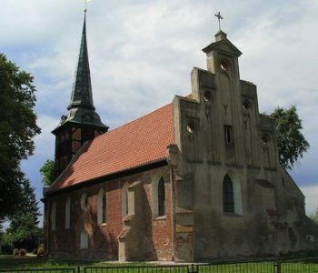 Our Lady of the Rosary Church in Koźliny