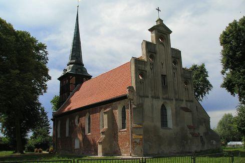 Kościół pw. Matki Boskiej Różańcowej w Koźlinach
