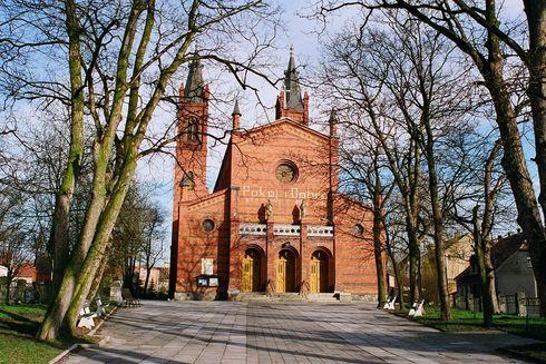 Kościół pw. Św. Trójcy w Kwidzynie