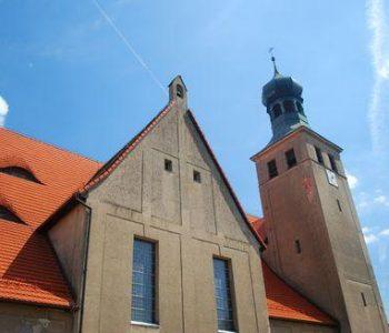 Kościół pw. Św. Barbary w Swornegacie
