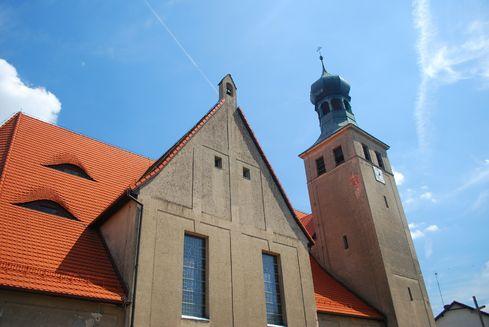 St. Barbara's Church in Swornegacie