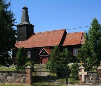 Kościół pw. Św. Marcina w Gwieździnie