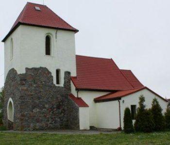 Kościół pw. Nawiedzenia Najświętszej Marii Panny w Ględowie