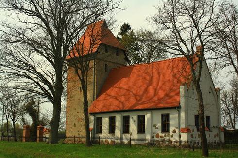 Kościół pw. Św. Jana Chrzciciela i Mikołaja w Grabnie – Zimowiskach