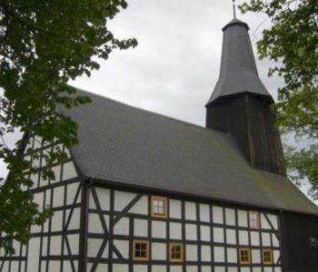 The Christ the King Church in Krzemieniewo