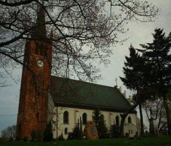 Kościół parafialny pw. Nawiedzenia NMP w Gardnie Wielkiej