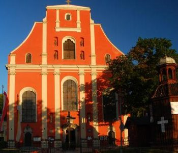 St. Ignatius Loyola's Church in Gdańsk