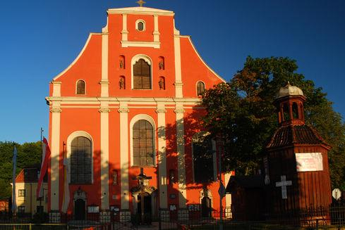 Kościół pw. Św. Ignacego Loyoli w Gdańsku