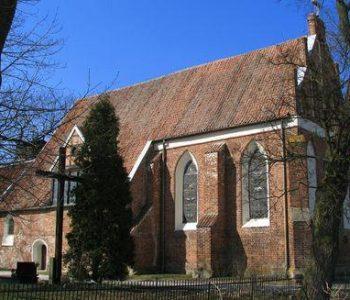 Kościół pw. Św. Apostołów Piotra i Pawła w Trutnowy