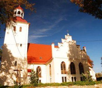 Kościół pw. Matki Boskiej Częstochowskiej w Duninowie