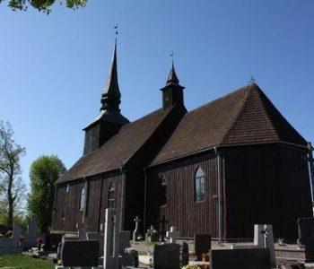 Kościół pw. Św. Marcina z Tours i Wyznawcy w Borzyszkowach