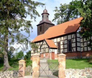 Kościół pw. Św. Jakuba i Mikołaja w Mechowie