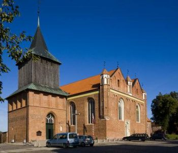 Kościół św. Jana Chrzciciela w Malborku