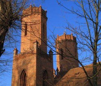 Kościół pw. Św. Katarzyny Aleksandryjskiej w Krokowej