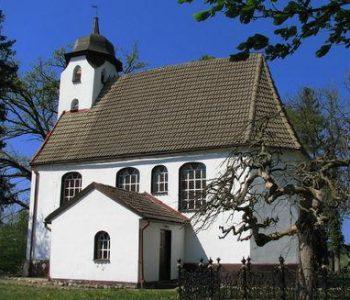 Kościół pw. Wniebowzięcia Najświętrzej Marii Panny w Roszczycy