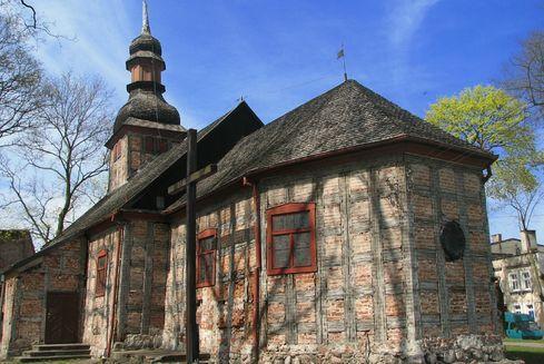 Kościół pw. Wniebowzięcia Najświętszej Marii Panny w Czarnem
