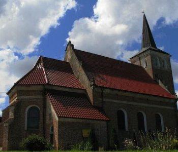 St. Michael the Archangel's Church in Starzyno