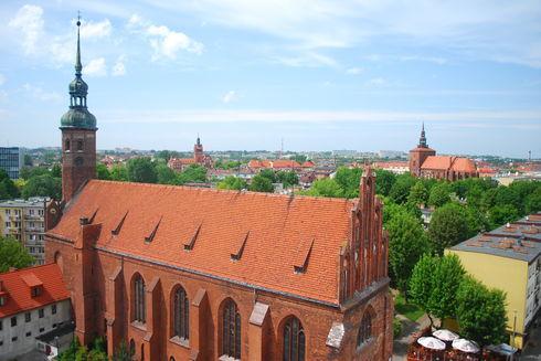 St. Jack's Church in Słupsk