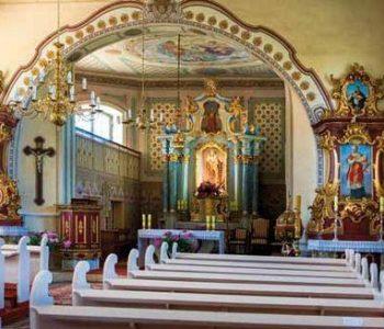 Kościół pw. św. Andrzeja w Garczynie