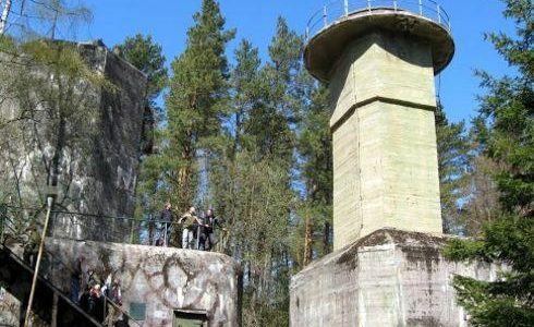 9th  Permanent Artillery Battery in Ustka