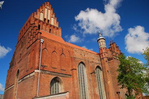 Kościół pw. św. Piotra i Pawła w Gdańsku