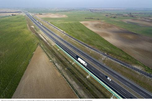 The A1 Amber motorway