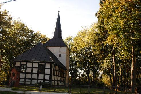 St.  Francis' Church in Wytowno