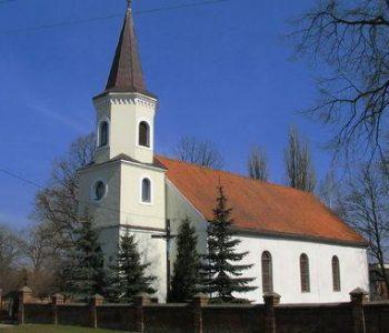 Kościół pw. Jana Chrzciciela w Giemlicach