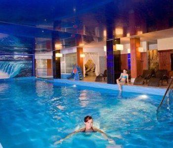 Aqua Centrum w Hotelu Spa Faltom