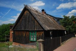 architektura borow tucholskich