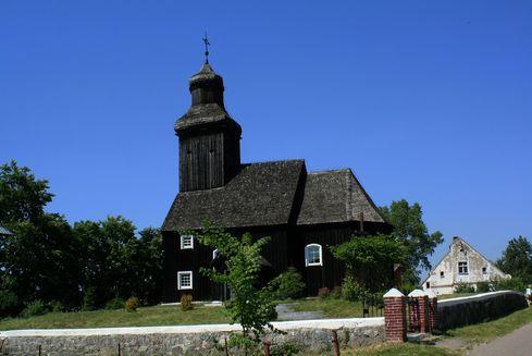 Kościół pw. Św. Jakuba w Krępsku