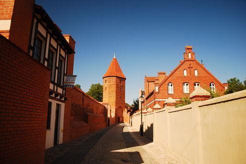 Baszta Bluszczowa w Lęborku
