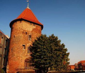 Baszta Łabędź w Gdańsku
